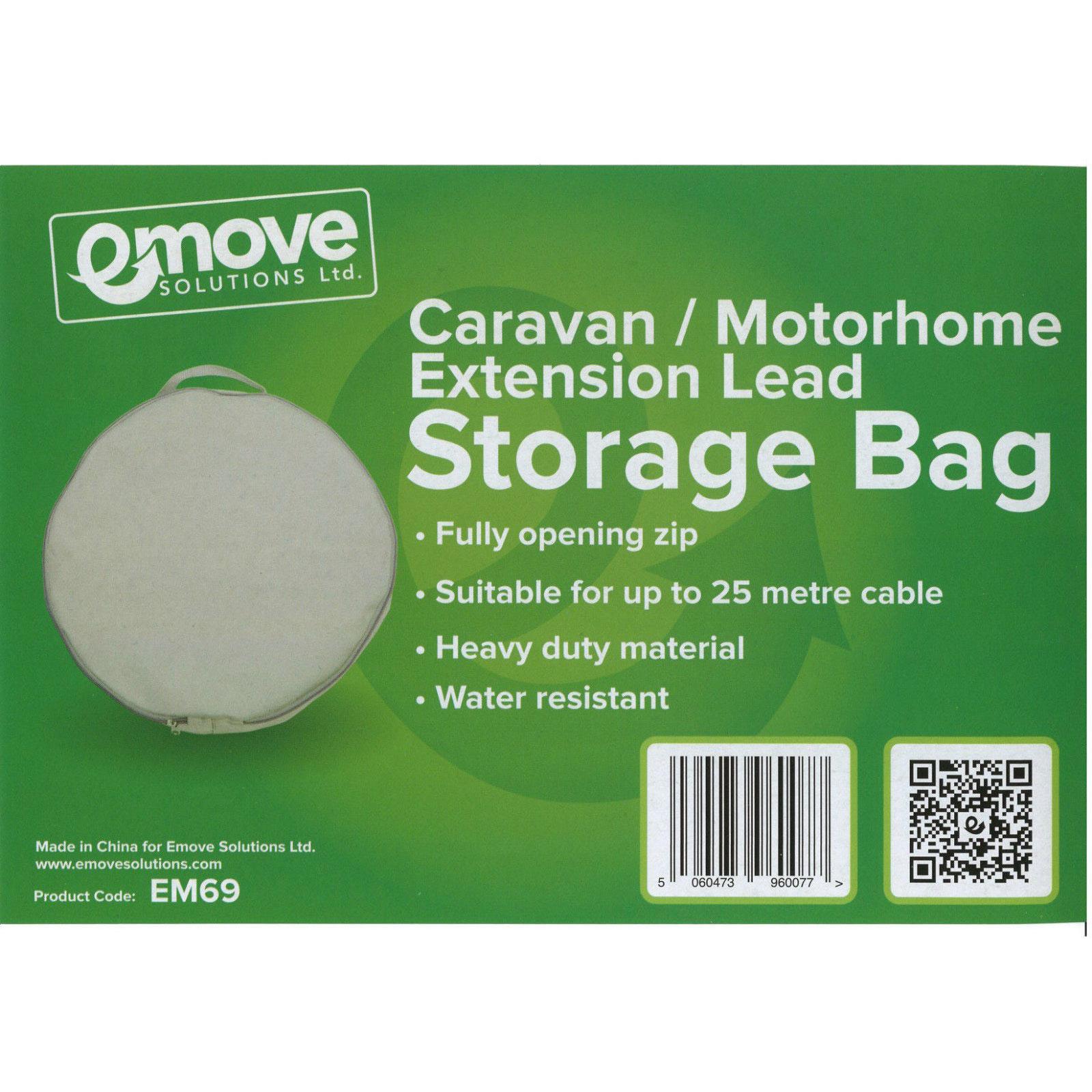 motorhome hook up cover